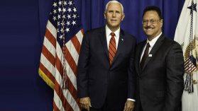 Líderes evangélicos amparados por la Casa Blanca exportan agenda fundamentalista a América Latina