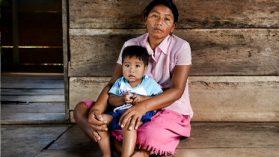 La desesperación de los Mayangnas