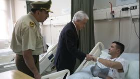 Carabineros informa 947 efectivos heridos sin entregar detalles de las lesiones de 786