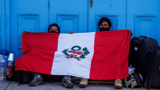 Perú: pandemia y respuestas de una sociedad civil débil