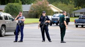 El problema de una policía militarizada