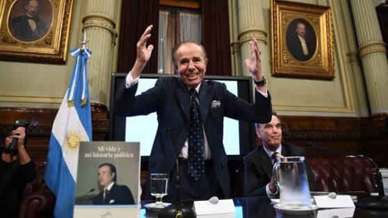 Menem, un retrato de la Argentina de los 90