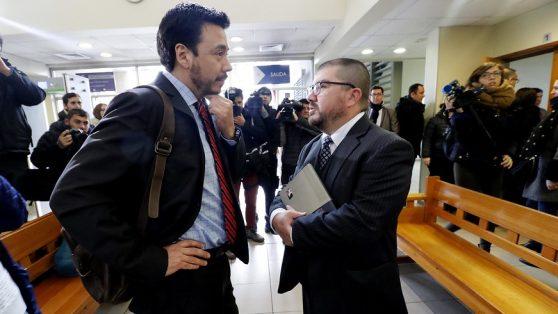 El vínculo de los fiscales Arias y Moya con el ministro Chadwick y con la inteligencia de Carabineros