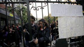 Alcalde Labbé apela al fallo y dilata reintegro de alumnas del Liceo Carmela Carvajal