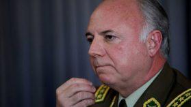 General Gordon hizo cambiar parte policial para proteger a su hijo que chocó y se dio a la fuga