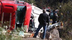 Mina de Anglo American debió estar cerrada cuando uno de sus camiones provocó mortal accidente en ruta a Farellones