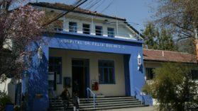 El desembarco de la Universidad Mayor en el Hospital Félix Bulnes