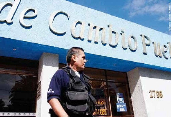 Golpe al blanqueo de dinero en México