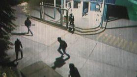 Dónde y cómo se roba en Santiago II: Imágenes inéditas del robo del millón de dólares