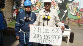 Se salvan 33, mueren 45: siniestro balance de los accidentes de la minería chilena en 2010