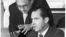 Las inéditas cintas de Nixon sobre Chile y Allende: El lenguaje del imperio