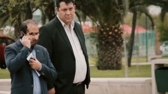 El guardaespaldas del alcalde de San Ramón cumplía órdenes de un narcotraficante