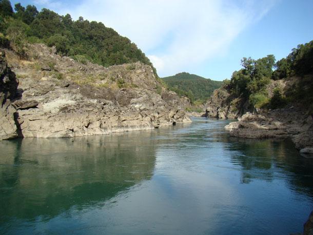 Angostura: La hidroeléctrica que vuelve a despertar al Bío Bío