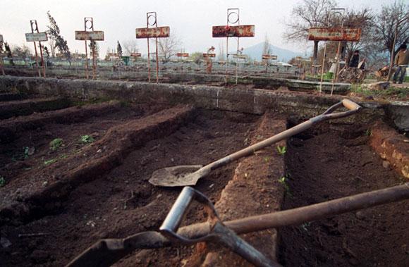 Muertos de nadie (II): La ruta de los cadáveres sin dueño
