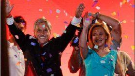 Piñera celebra con la urgencia de demostrar que es capaz de refundar a la derecha