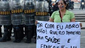 Brasil: Por qué el Mundial de Fútbol desató la ira de la población