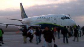 Avión Sky que estrelló su ala en la pista de La Serena: DGAC concluye que fue un error de la tripulación
