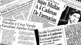 Documento: El fallo que sancionó a las farmacias por colusión en 1995