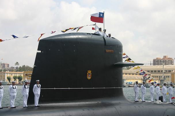 Consejero de Pinochet cobró comisiones en Francia por los submarinos Scorpene
