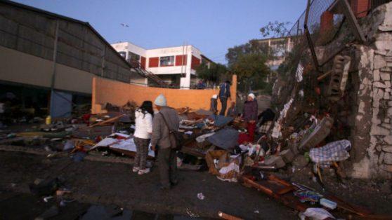 Las políticas que faltan para enfrentar terremotos y tsunamis